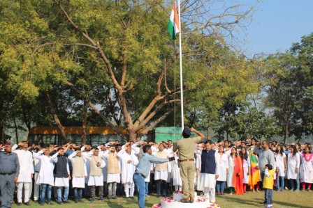 Republic Day Celebration-26th January,2020