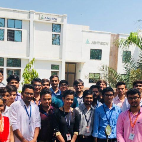 AMTECH ELECTRONICS, Gandhinagar on 21st March 2018