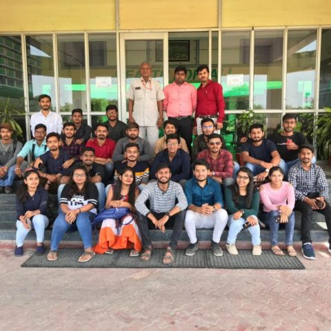 SOA-Industry Visit On 19th March 2019