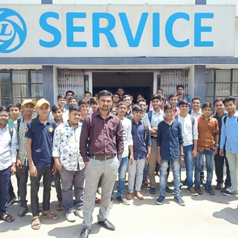 Industry Visit- Automotive Manufacturers Pvt. Ltd. – Ashok Leyland Workshop