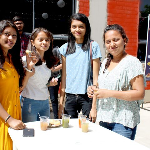 Food carnival-2020 held at Rai University on 4th  & 5th March 2020