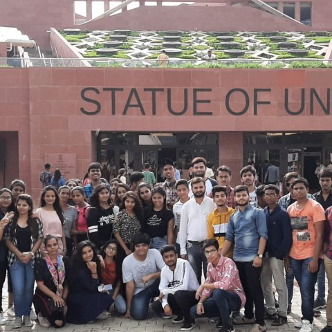 EDUCATIONAL VISIT AT THE STATUE OF UNITY – WORLD'S TALLEST STATUE