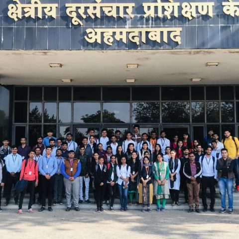 Industry Visit – Bharat Sanchar Nigam Ltd. (BSNL) –11th Feb, 2019