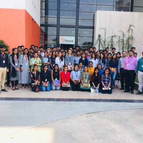 Industry Visit-Piramal Enterprises Limited, Ahmedabad, Gujarat