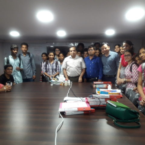 Industry visit-Gujarat Laboratory-6th September 2017-The School of Life Science